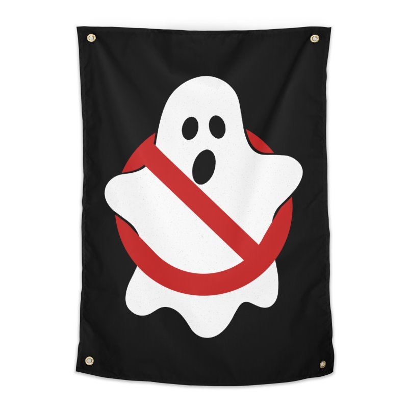 Beware of ghost Home Tapestry by clingcling's Artist Shop