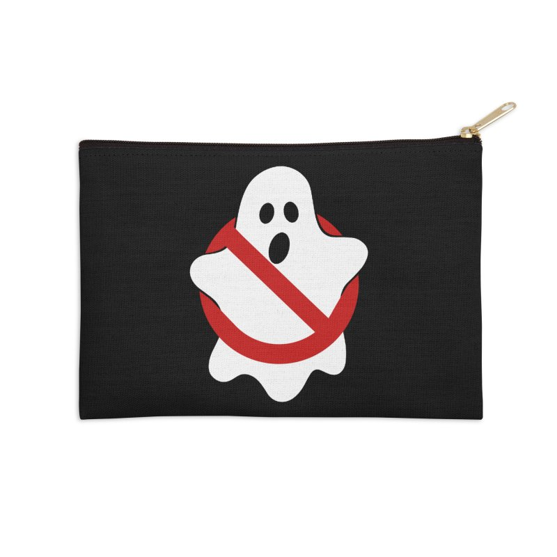 Beware of ghost Accessories Zip Pouch by clingcling's Artist Shop