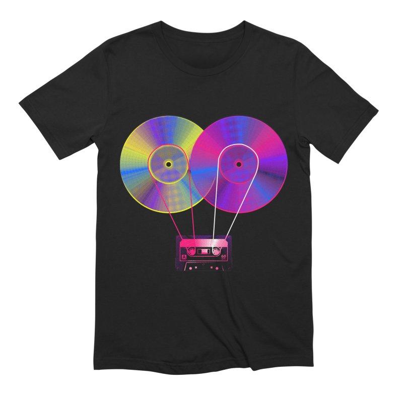 Nonstop Men's Extra Soft T-Shirt by clingcling's Artist Shop