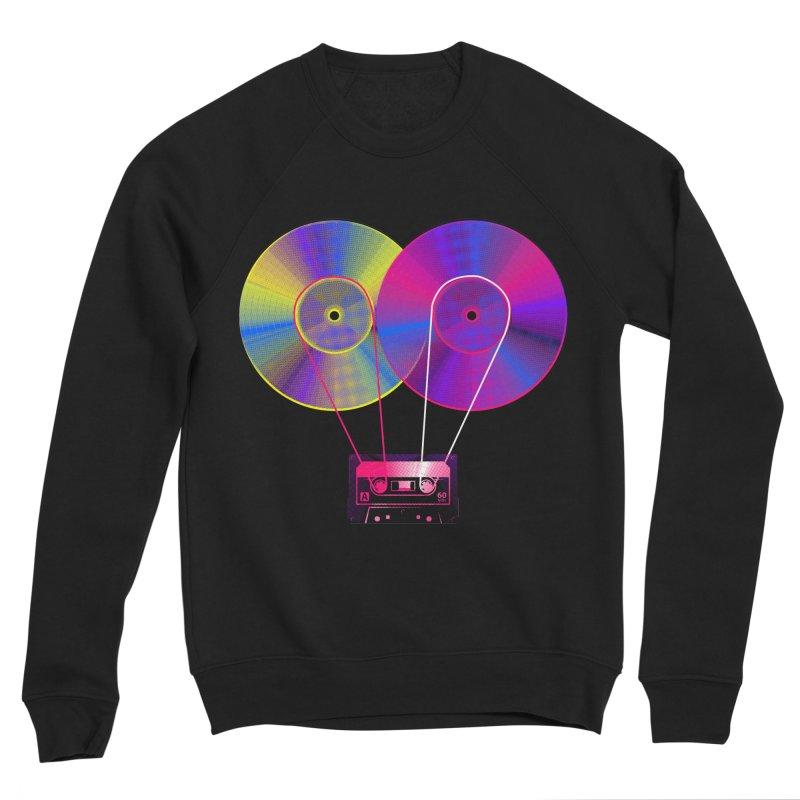 Nonstop Men's Sponge Fleece Sweatshirt by clingcling's Artist Shop