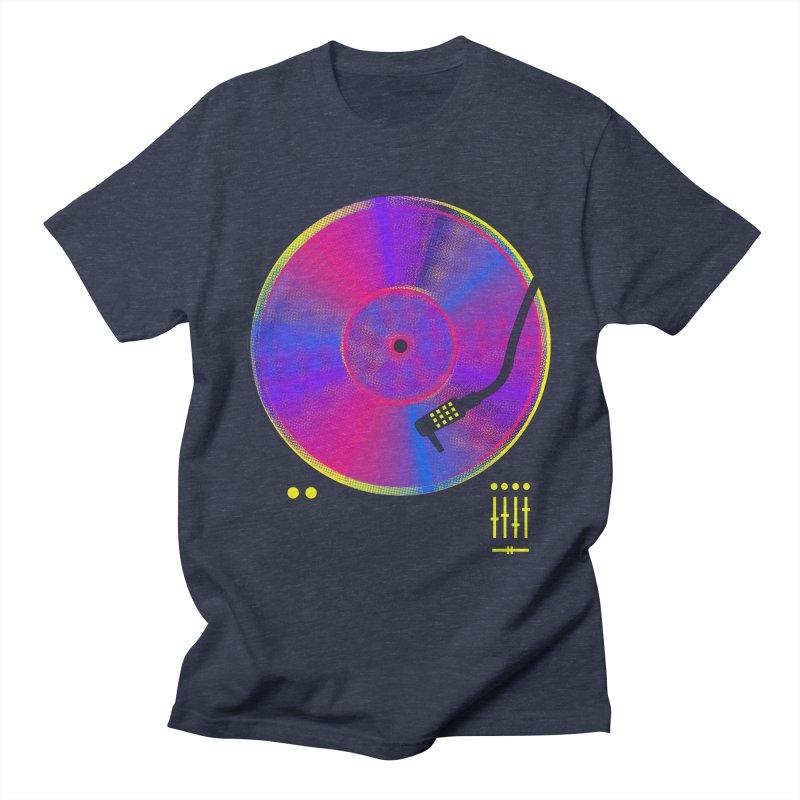 Retro Music Women's Regular Unisex T-Shirt by clingcling's Artist Shop