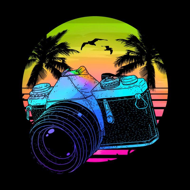 Retro Camera by clingcling's Artist Shop