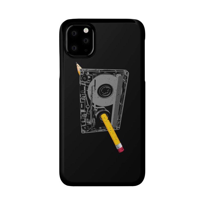 Rewind Accessories Phone Case by clingcling's Artist Shop