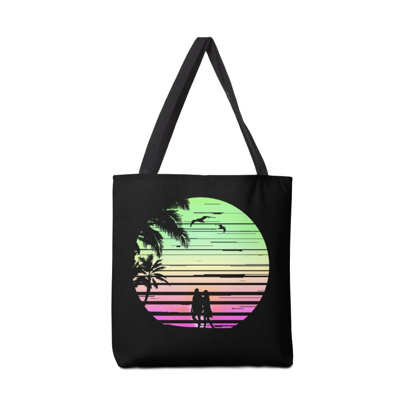 Summer with love Accessories Tote Bag Bag by clingcling's Artist Shop
