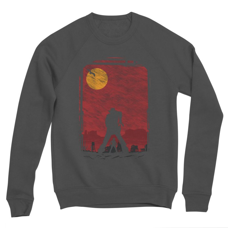 The Duel Men's Sponge Fleece Sweatshirt by clingcling's Artist Shop