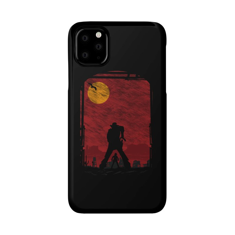 The Duel Accessories Phone Case by clingcling's Artist Shop