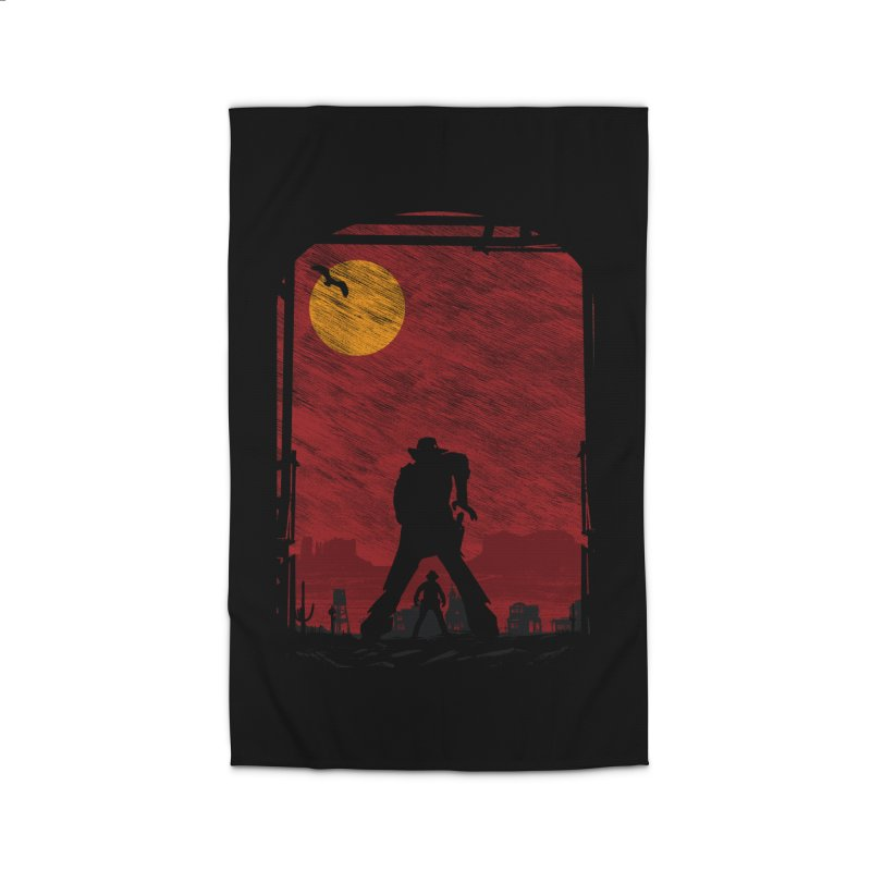 The Duel Home Rug by clingcling's Artist Shop