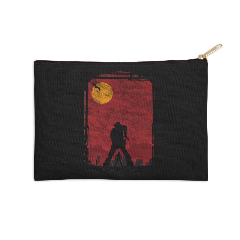 The Duel Accessories Zip Pouch by clingcling's Artist Shop