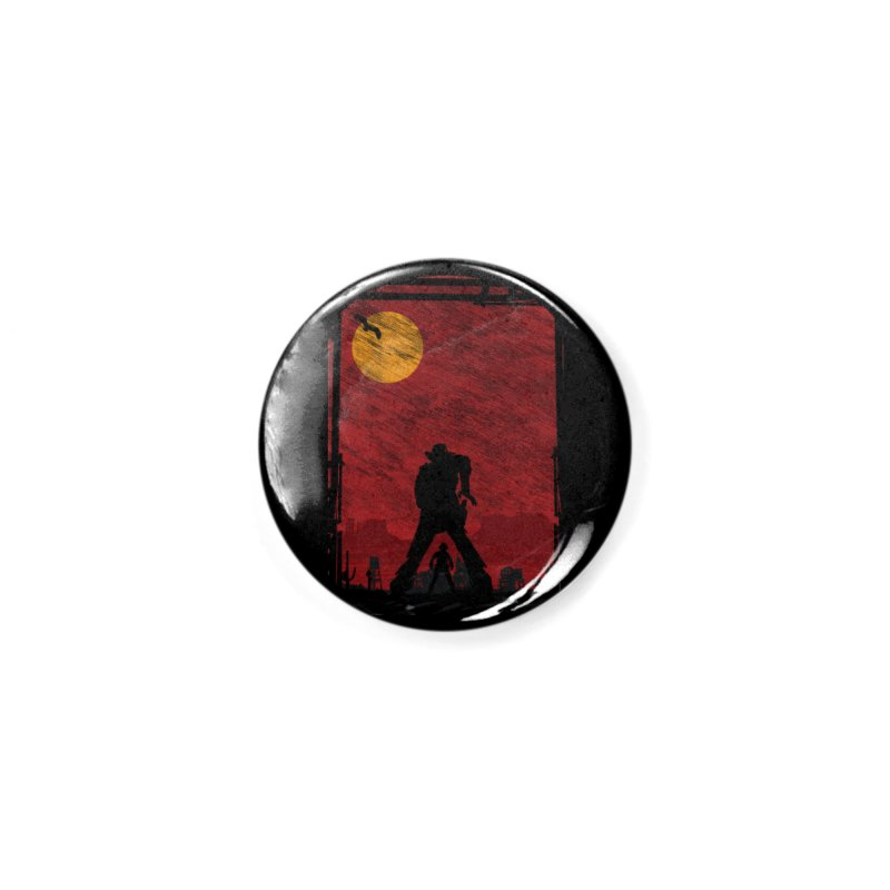 The Duel Accessories Button by clingcling's Artist Shop