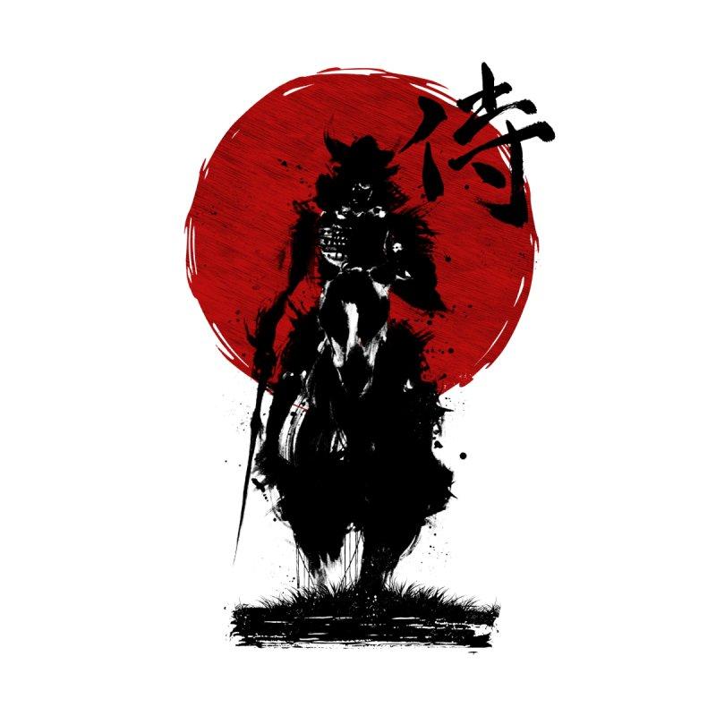 The Samurai by clingcling's Artist Shop
