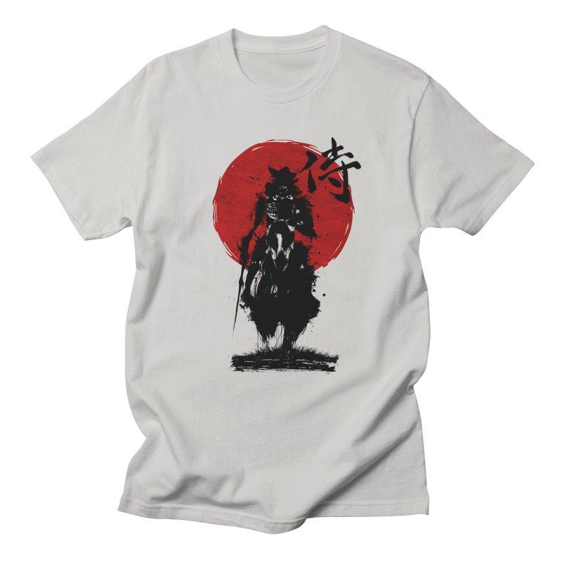 The Samurai Women's Regular Unisex T-Shirt by clingcling's Artist Shop