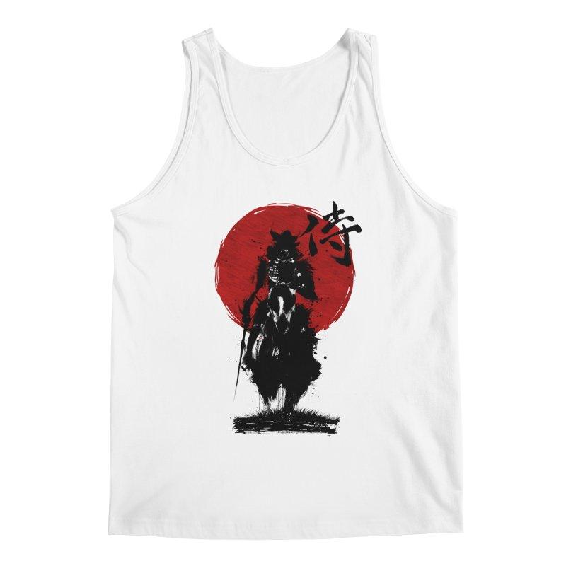 The Samurai Men's Regular Tank by clingcling's Artist Shop