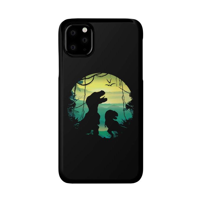 T-rex Accessories Phone Case by clingcling's Artist Shop