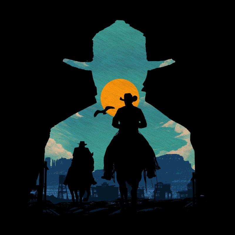 Western Sheriff by clingcling's Artist Shop