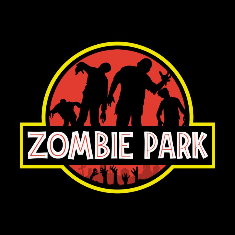 Zombie Park by clingcling's Artist Shop