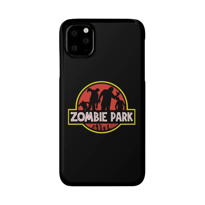 Zombie Park Accessories Phone Case by clingcling's Artist Shop