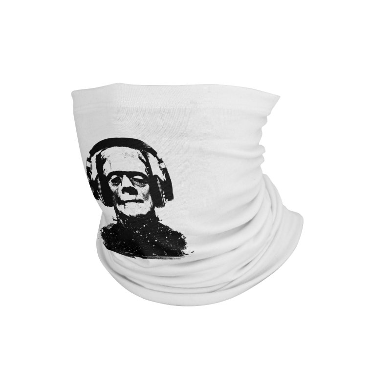 Music makes me alive Accessories Neck Gaiter by clingcling's artist shop
