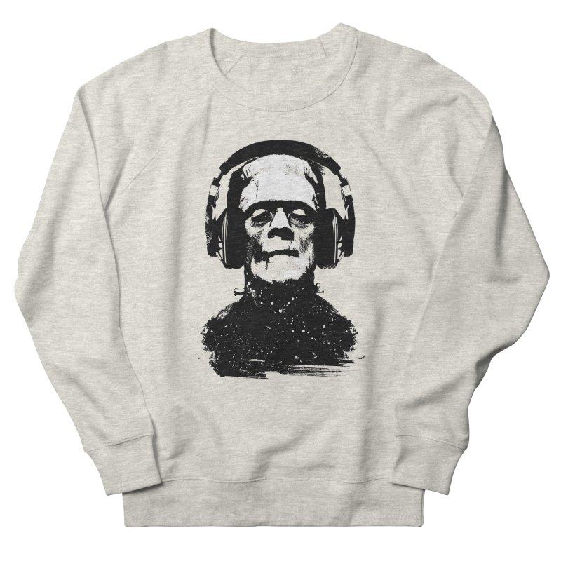 Music makes me alive Men's Sweatshirt by clingcling's artist shop