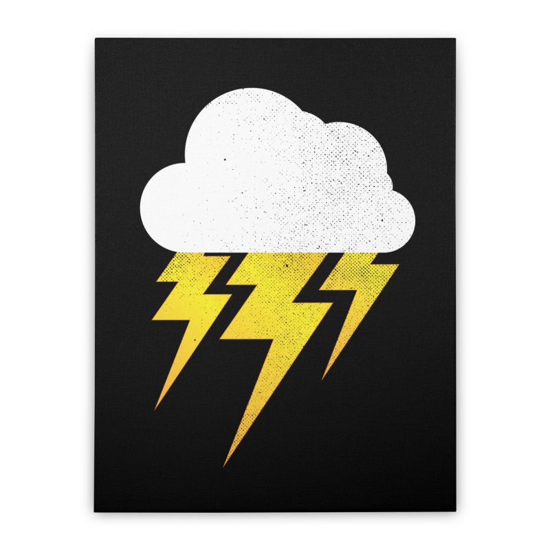 Nimbus Home Stretched Canvas by clingcling's artist shop
