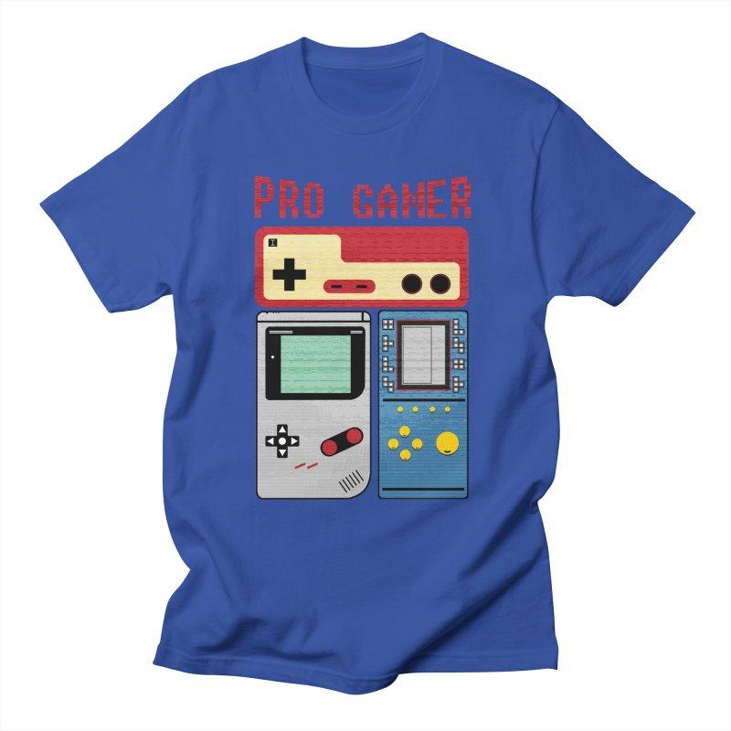 Pro Gamer Men's T-Shirt by clingcling's artist shop