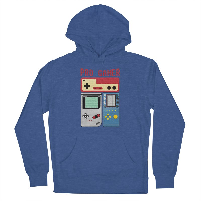 Pro Gamer Women's Pullover Hoody by clingcling's artist shop