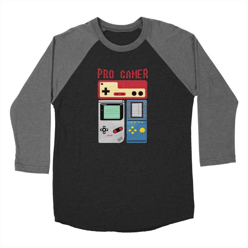 Pro Gamer Women's Longsleeve T-Shirt by clingcling's artist shop