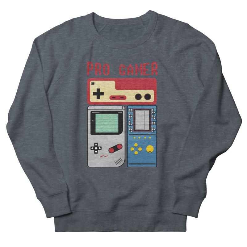 Pro Gamer Women's Sweatshirt by clingcling's artist shop