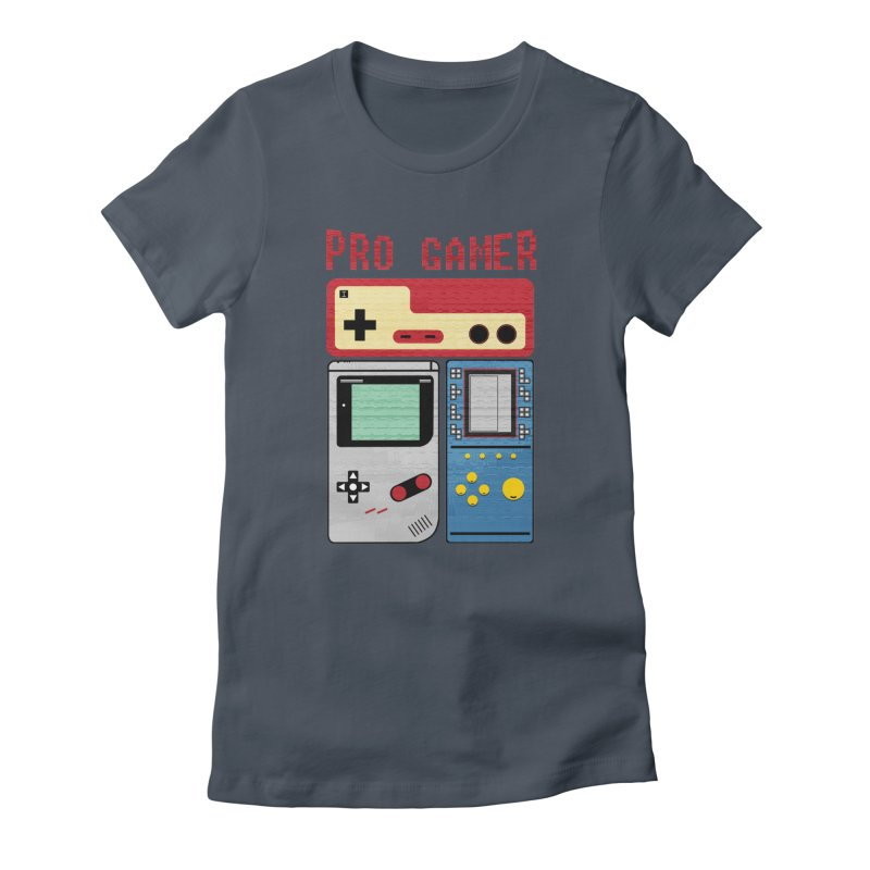 Pro Gamer Women's T-Shirt by clingcling's artist shop