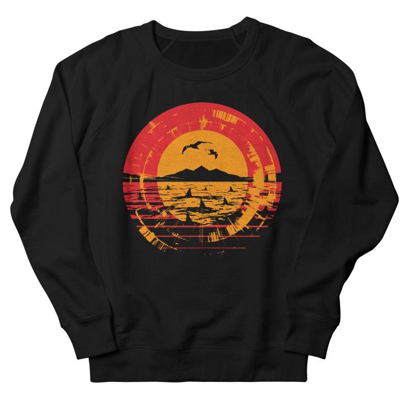 Shark Island Women's Sweatshirt by clingcling's artist shop