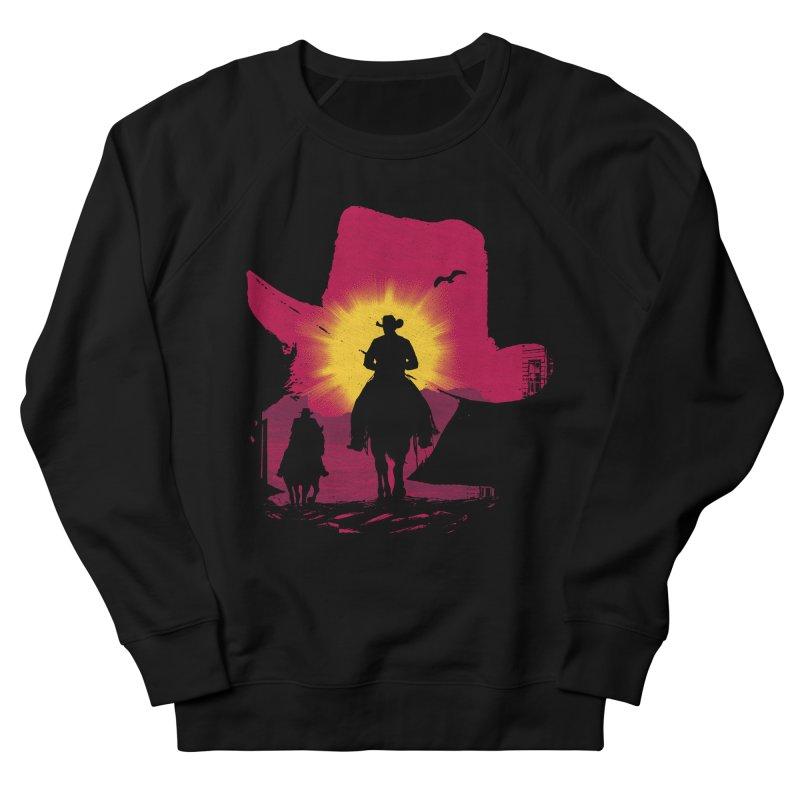 Sunset Rider Men's Sweatshirt by clingcling's artist shop