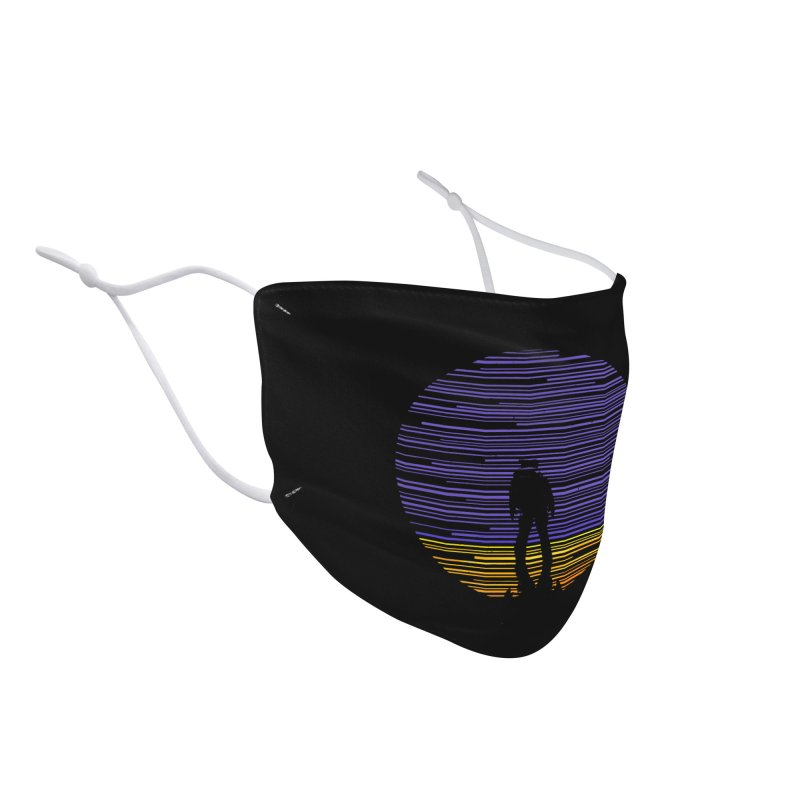The mission Accessories Face Mask by clingcling's artist shop