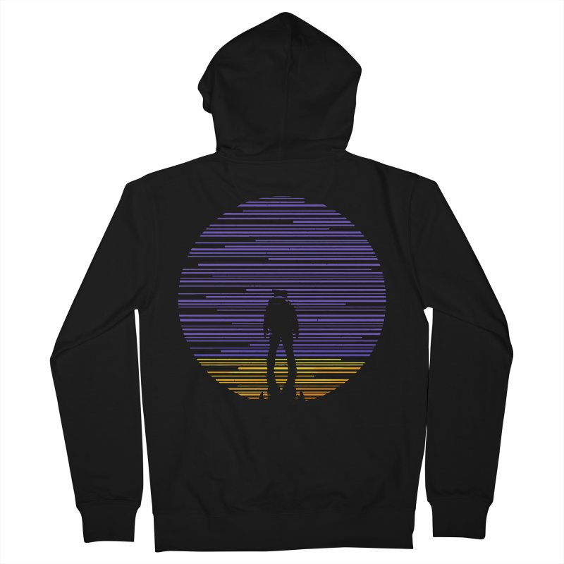 The mission Women's Zip-Up Hoody by clingcling's artist shop