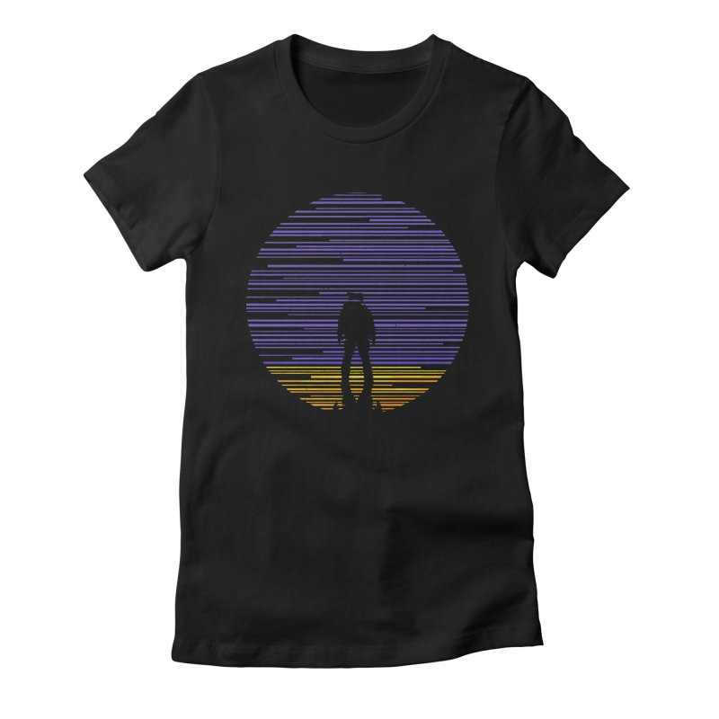 The mission Women's T-Shirt by clingcling's artist shop