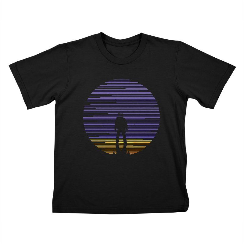 The mission Kids T-Shirt by clingcling's artist shop
