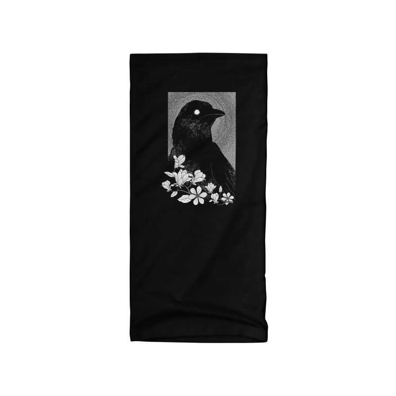 The Raven Accessories Neck Gaiter by clingcling's artist shop