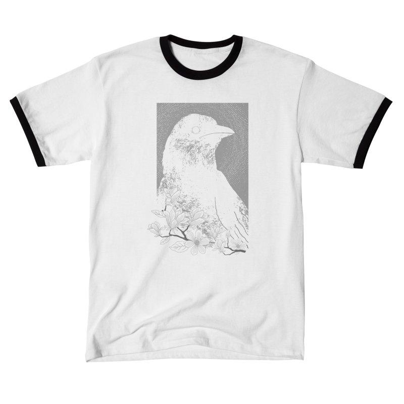 The Raven Women's T-Shirt by clingcling's artist shop