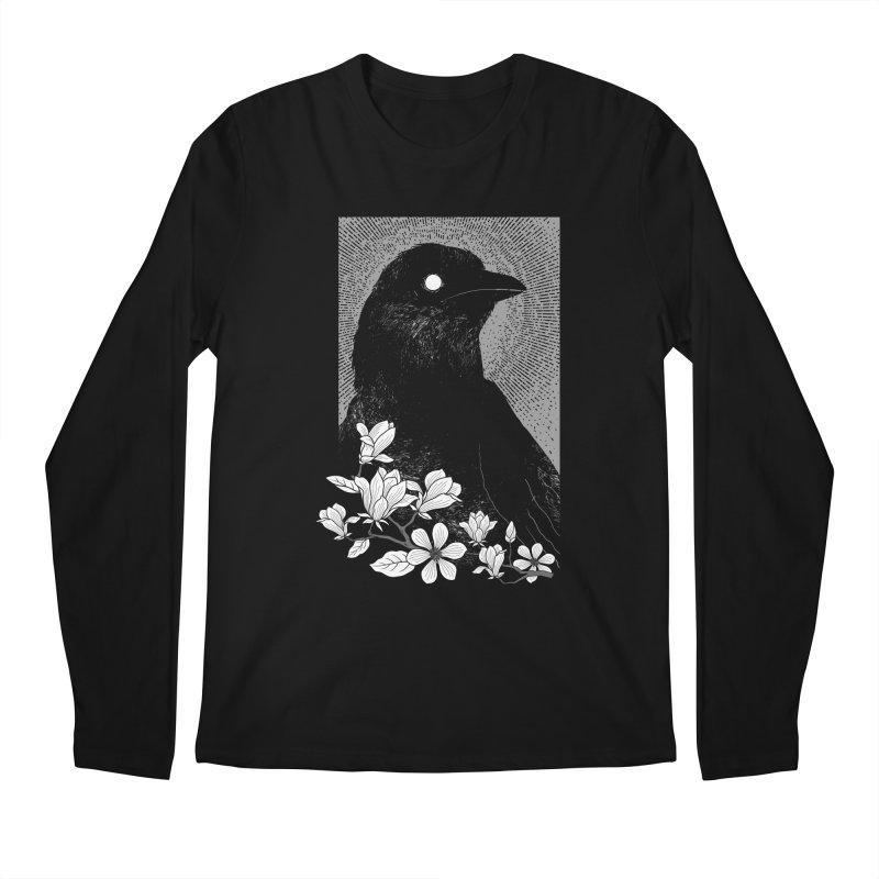 The Raven Men's Longsleeve T-Shirt by clingcling's artist shop