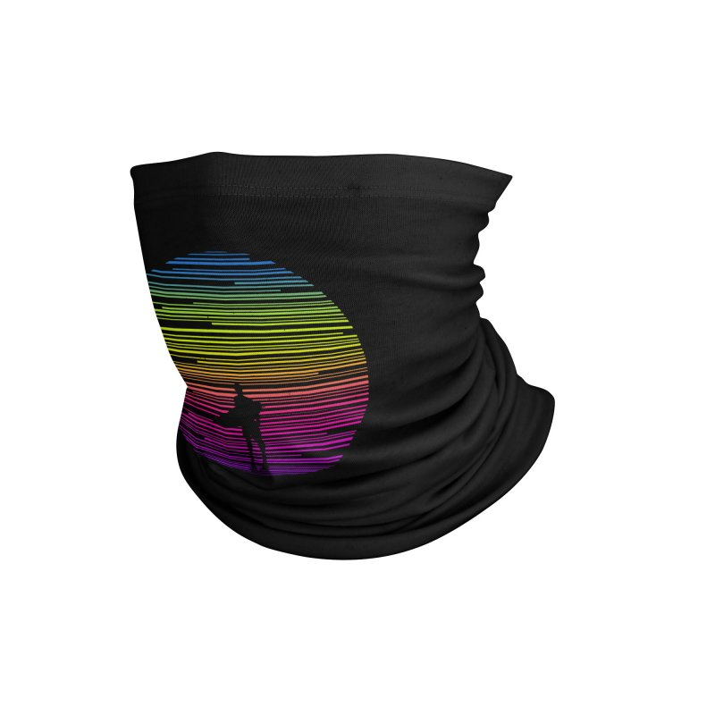 The surfer Accessories Neck Gaiter by clingcling's artist shop
