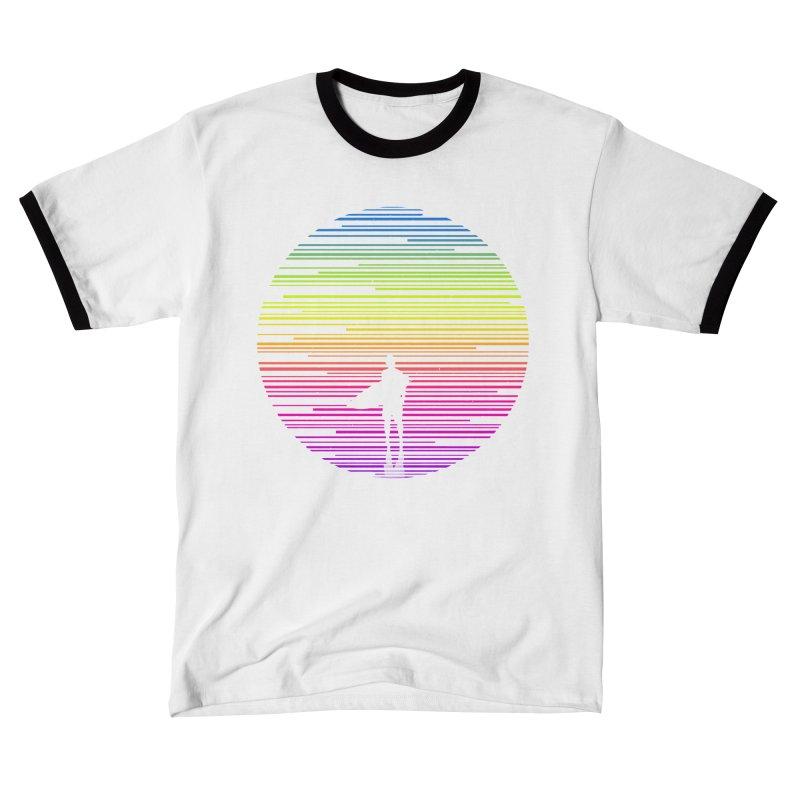 The surfer Women's T-Shirt by clingcling's artist shop