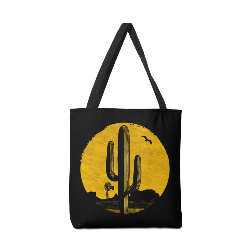 The Western Accessories Bag by clingcling's artist shop