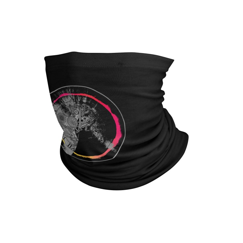 Time Accessories Neck Gaiter by clingcling's artist shop
