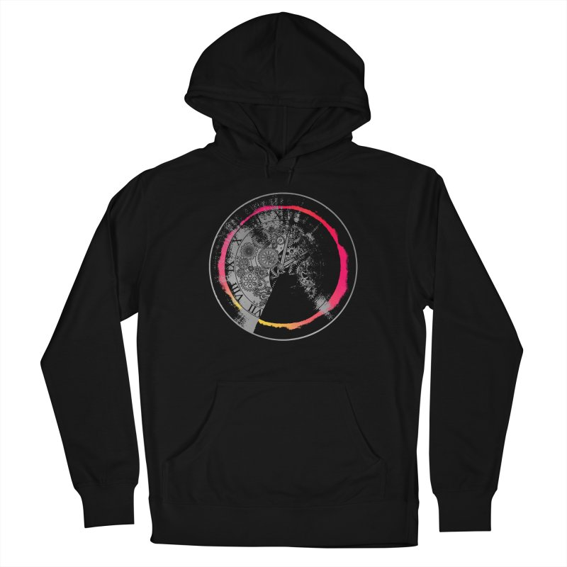 Time Men's Pullover Hoody by clingcling's artist shop
