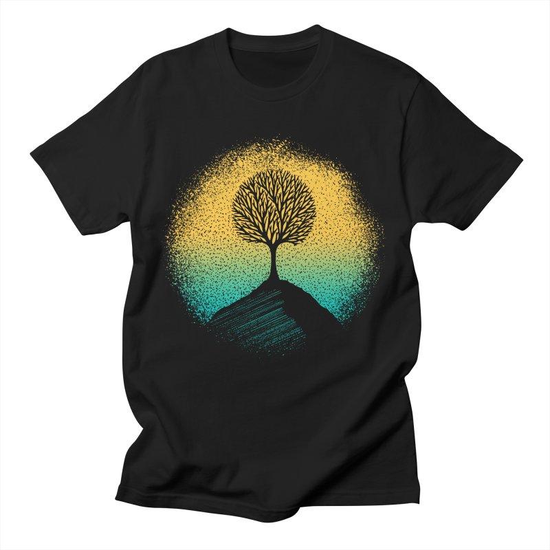 Tree of life Men's T-Shirt by clingcling's artist shop