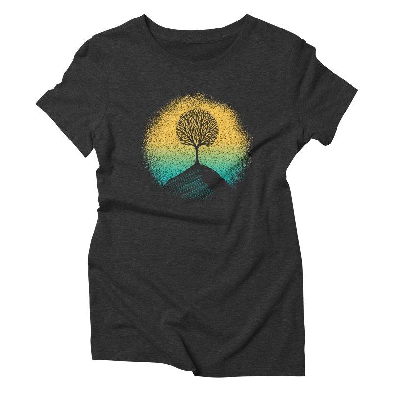 Tree of life Women's T-Shirt by clingcling's artist shop