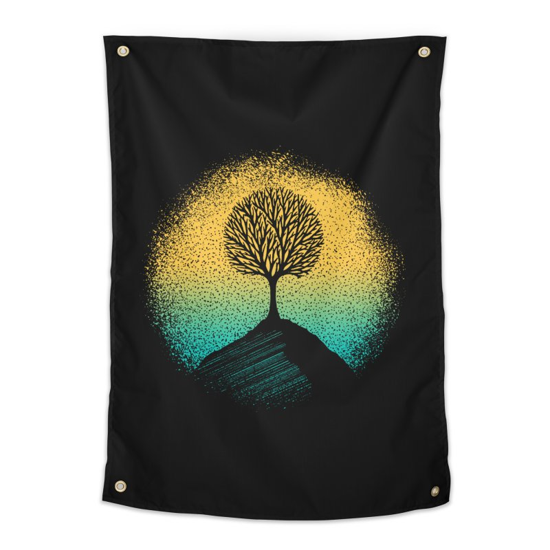 Tree of life Home Tapestry by clingcling's artist shop