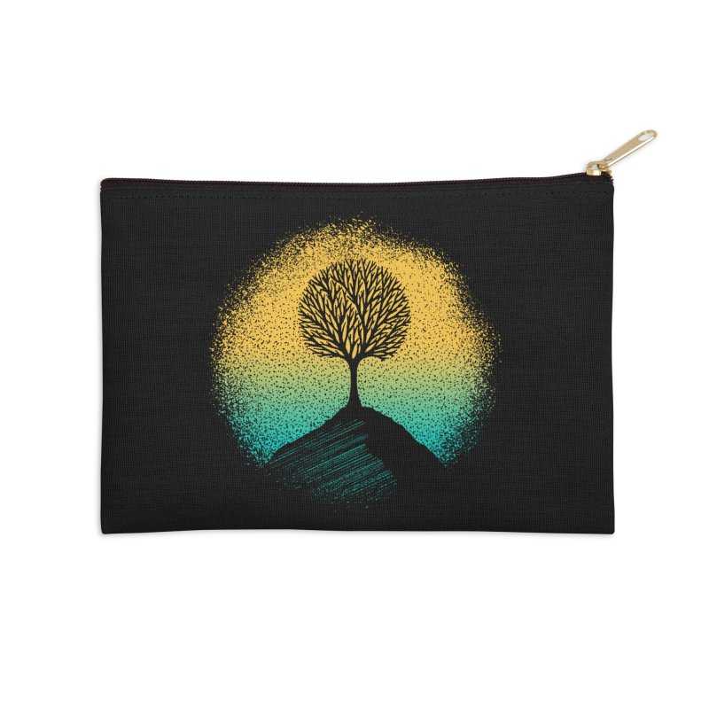 Tree of life Accessories Zip Pouch by clingcling's artist shop