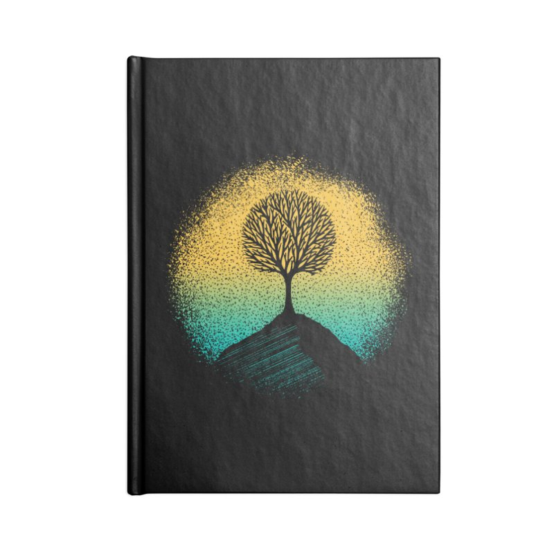 Tree of life Accessories Notebook by clingcling's artist shop