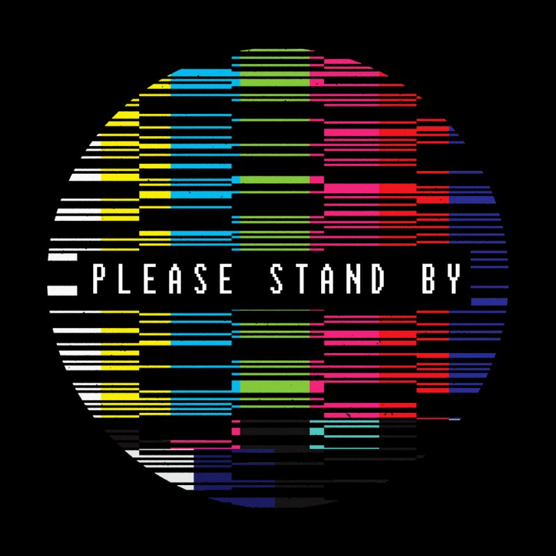 Please stand by Men's Tank by clingcling's artist shop