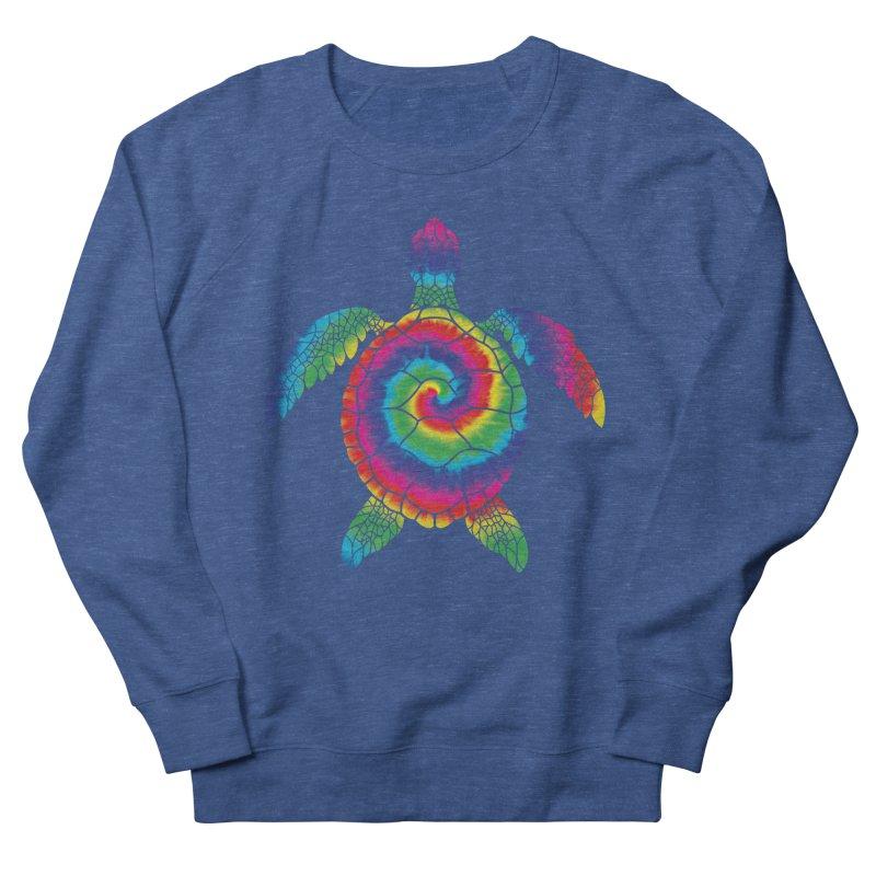 Sea turtle tie dye Men's Sweatshirt by clingcling's artist shop