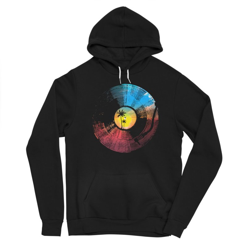 Sound of summer Women's Pullover Hoody by clingcling's artist shop
